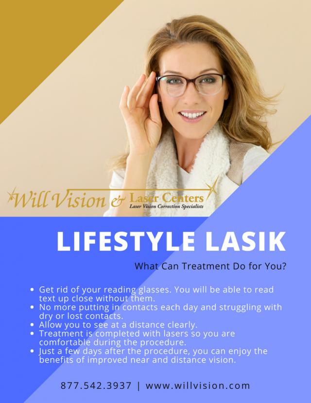 Lifestyle LASIK