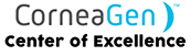 CorneaGen Center of Excellence logo